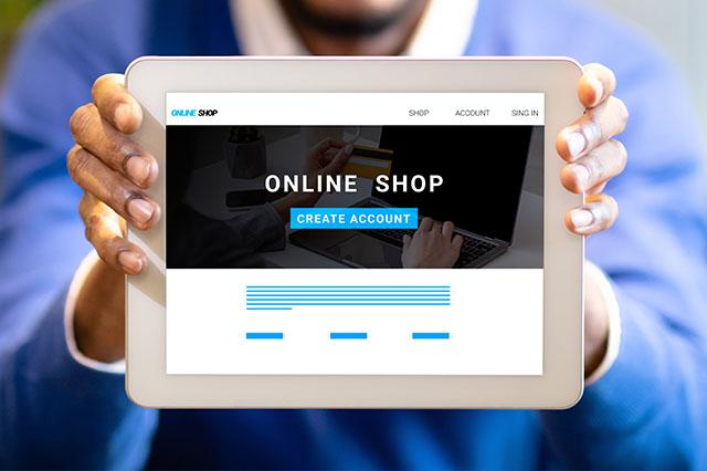 Choix d'un nom de domaine disponible et compris dans votre forfait E-Commerce Montréal / E-Commerce Montréal